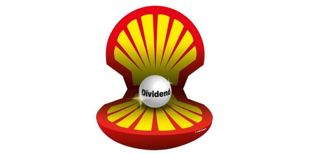 Shell logo parel dividend