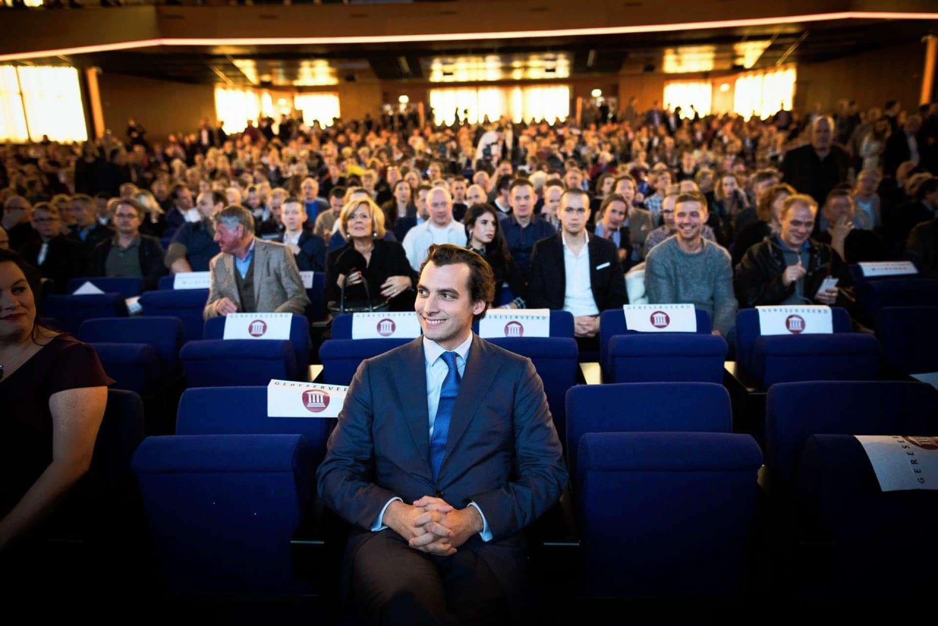 Baudet partij Forum voor democratie