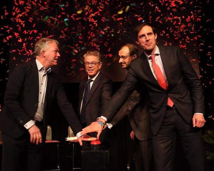 lancering invest Nederland