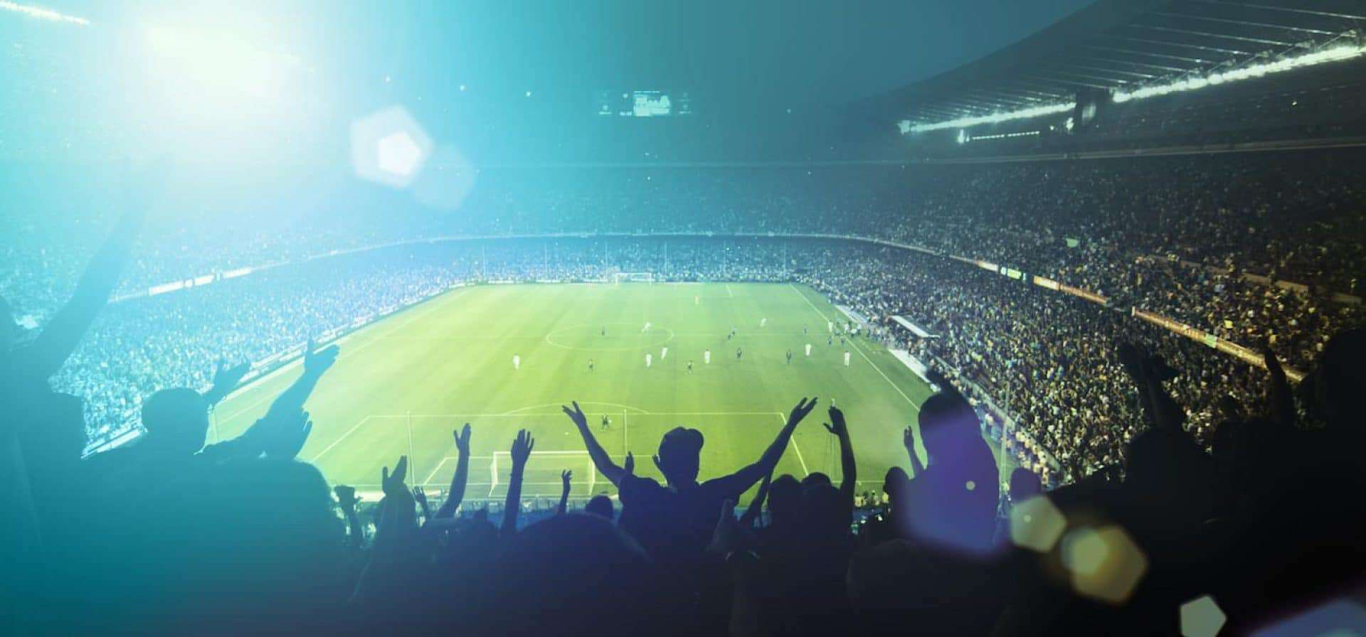 voetbalstadium