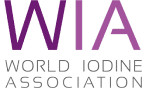 logo world Iodine association