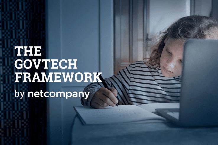 the govtech framework netcompany